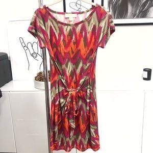 MICHAEL KORS Printed Dress